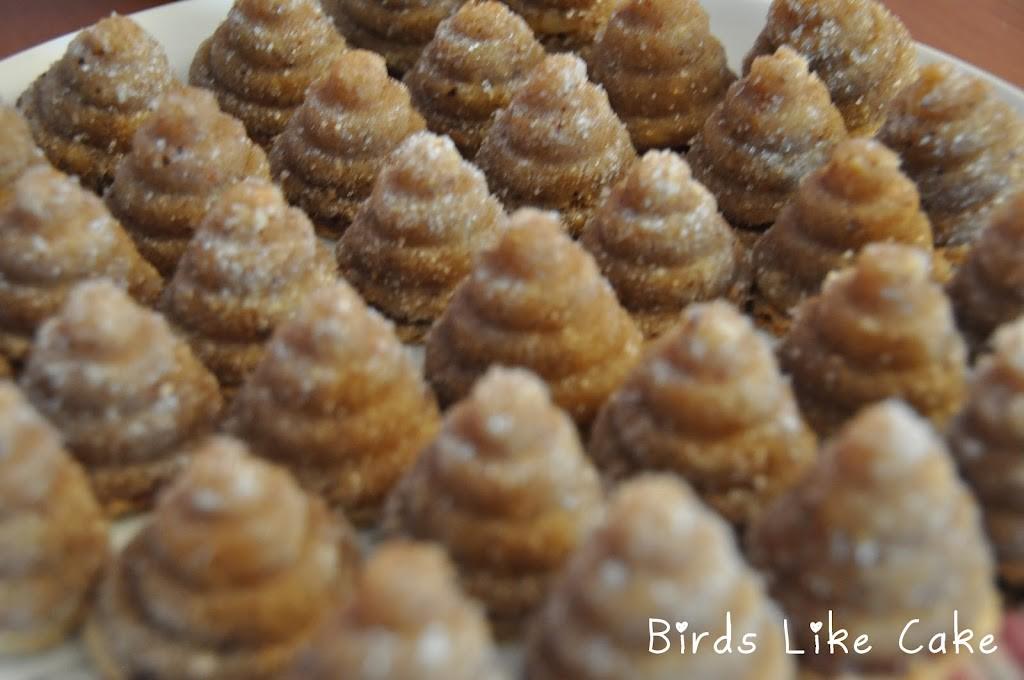 Birds Cake Shop
