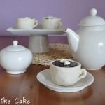 Teacup Minicakes