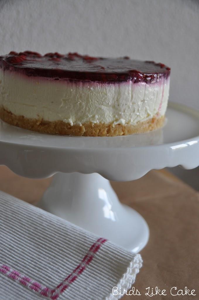 Mama S Backstube Philadelphia Torte Birds Like Cake Baking
