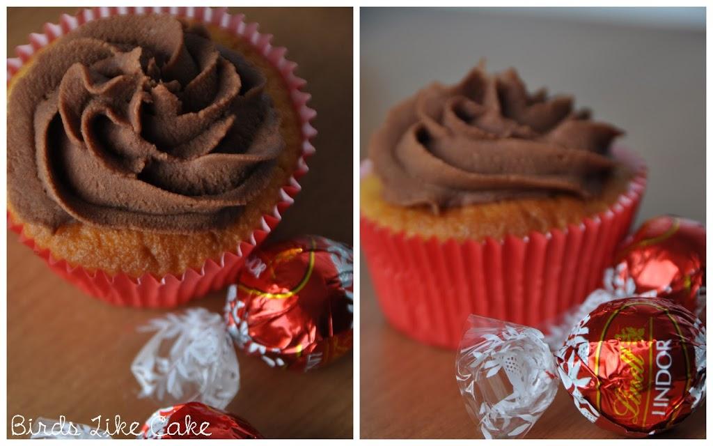 lindor cupcakes birds like cake baking enjoying. Black Bedroom Furniture Sets. Home Design Ideas
