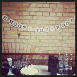 Shoot the Food – Workshop!