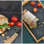 "Liz & Jewels Foodphotography Workshop oder ""It's Sandwich Time"""
