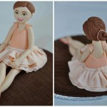 Figure Modelling & Painting on Cakes