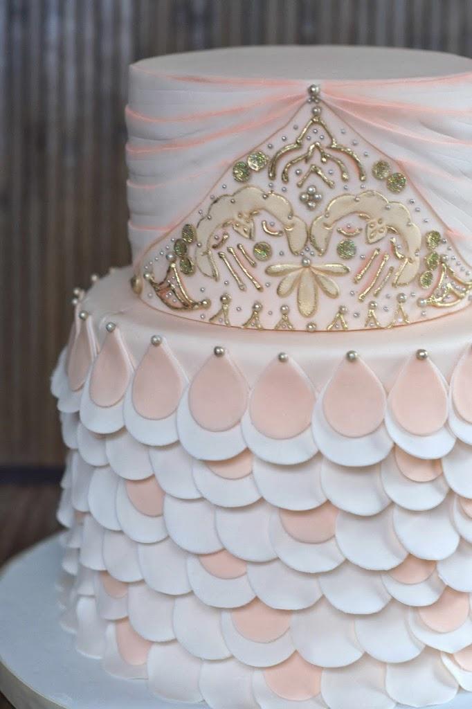 Cake Decorating Torten dekorieren Fondant Gum Paste Backen Backblog