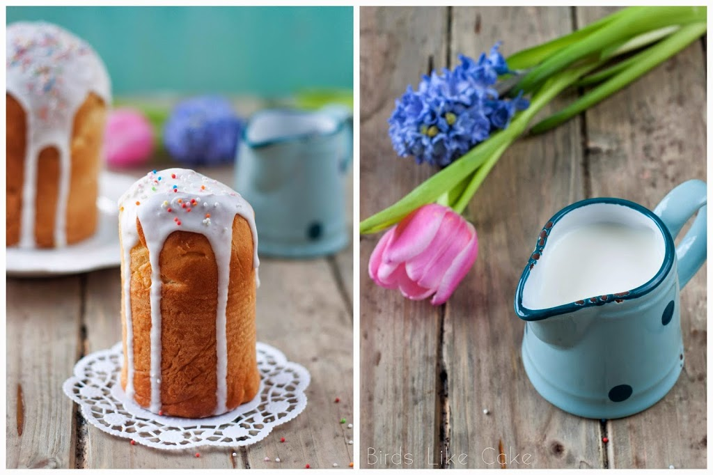 Easter Ostern Kulich Hefeteig yeast traditional Rezept russian orthodox recipe