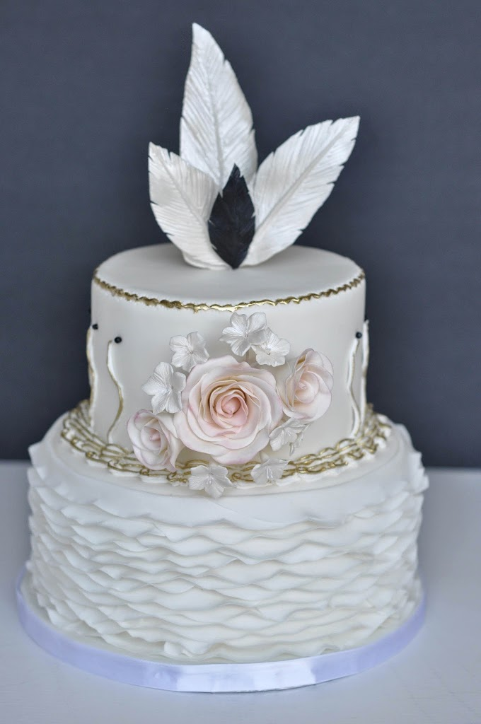 Schwanenseetorte Torte Backen Backblog Foodblog Rezept Cake Design Decorating