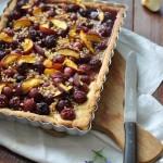 Kirsch Pfirsich Pie