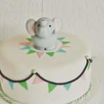 Elefanten Geburtstagkuchen