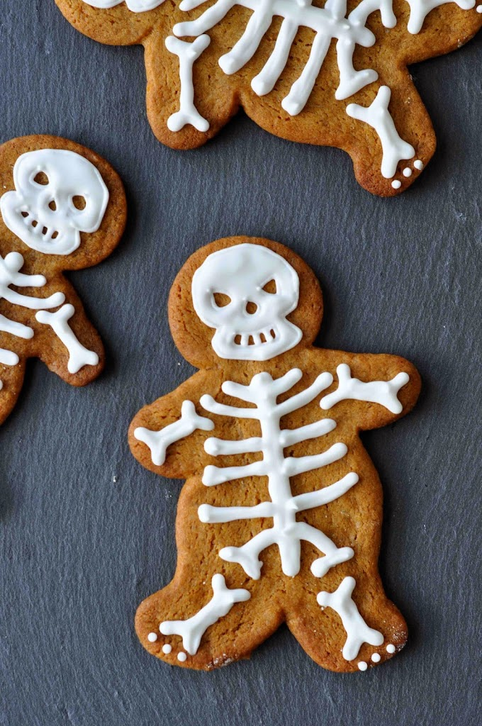 Backen Baking Food Photography Recipe Rezept Molasse Halloween