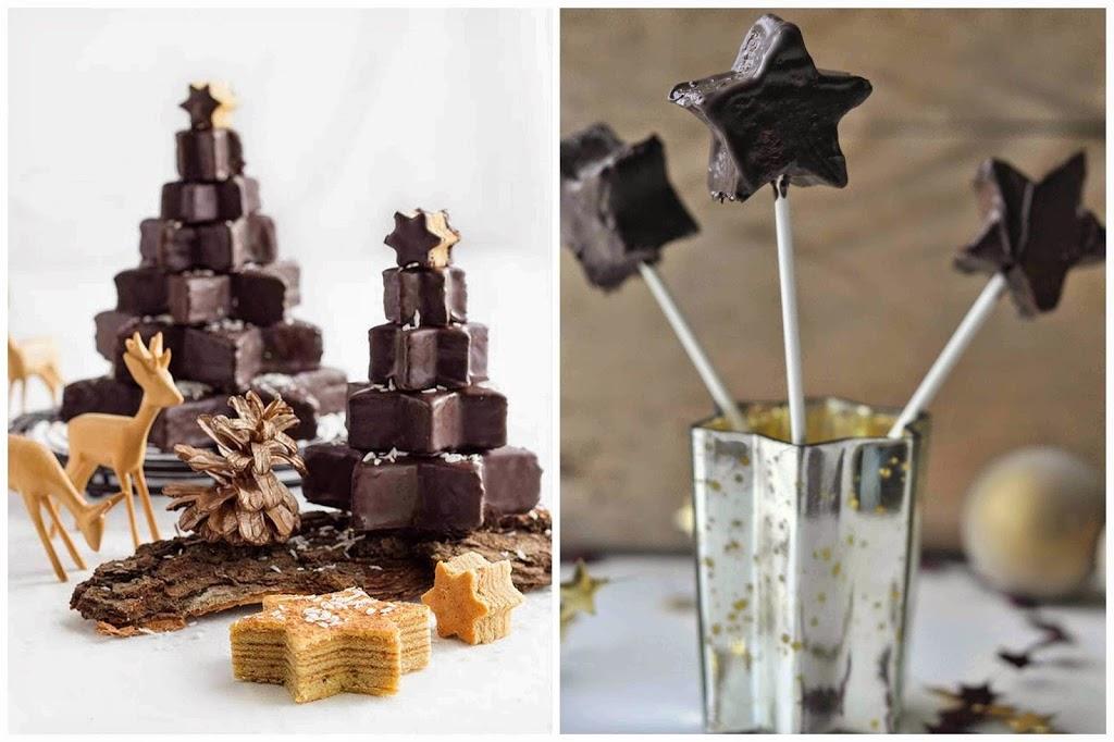 Birds Like Cake deutsche Klassiker Weihnachten Advent Baumkuchen Schokolade