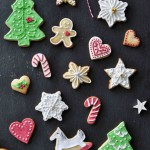 Birds Like Cake: Christmas Cookies with Royal Icing