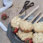 Ein Herz für Klassiker: Streuselkuchen