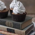 Süßkartoffel Cupcakes