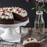 Rotwein Torte