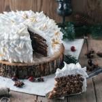 Schokolade Mandel Torte