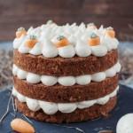 Ein Herz für Klassiker: Naked Carrot Cake