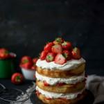 Ein Herz für Klassiker: Strawberry Shortcake