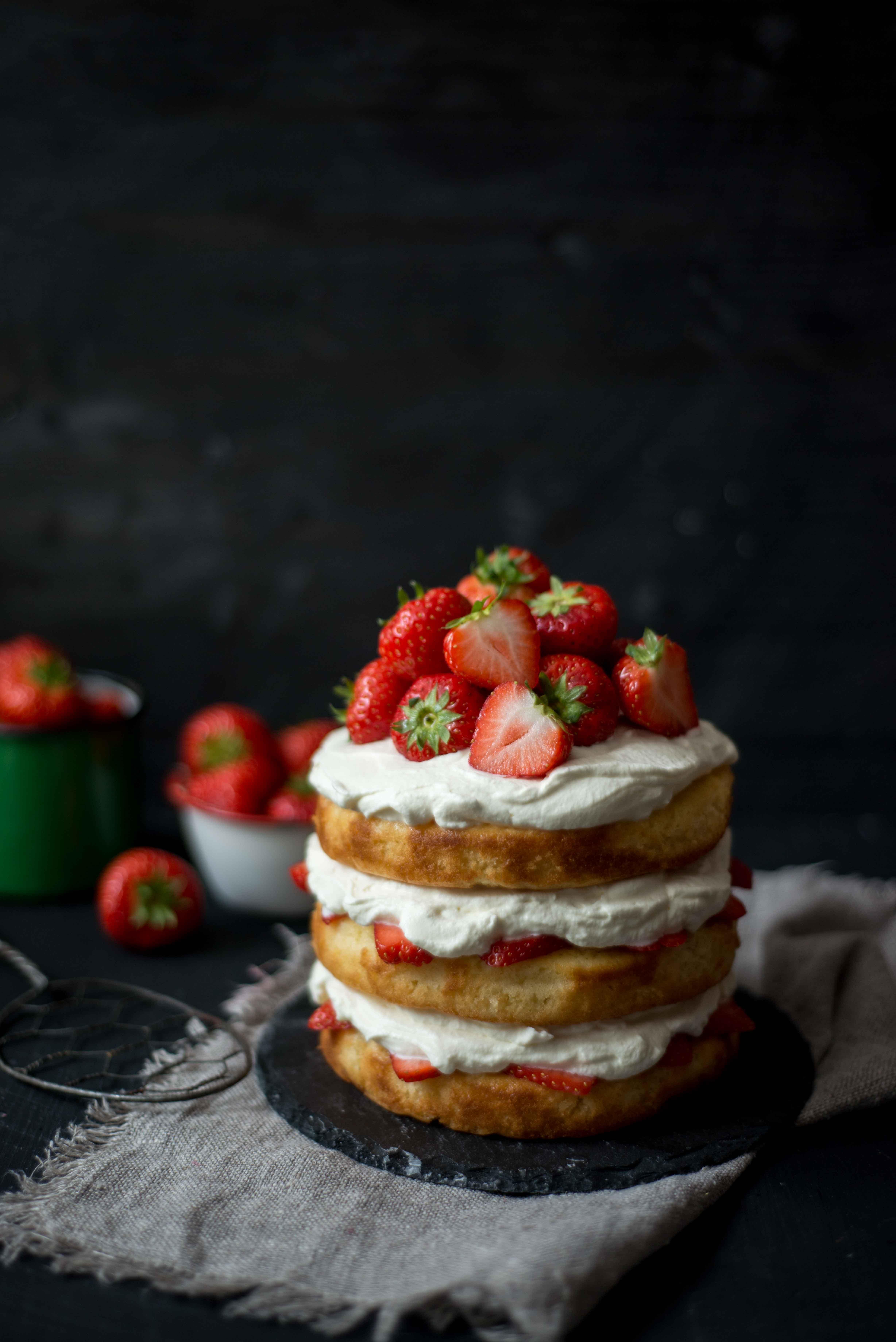 Beste Erdbeer Shortcake Malvorlagen Kirschmarmelade Galerie ...
