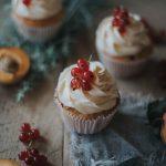 •Ad• Johannisbeer Pfirsich Cupcakes