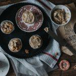 Cranberry Walnuss Muffins